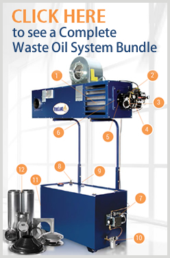Waste Oil Heat For New Construction And Existing Buildings