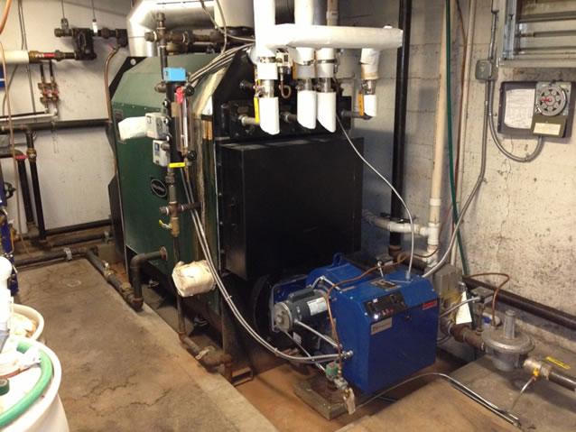 Steam Boiler: Low Pressure Steam Boiler Operation