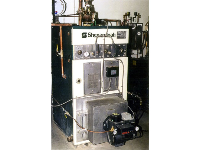 Waste Oil Boiler And Heater Installations At Lube Shops