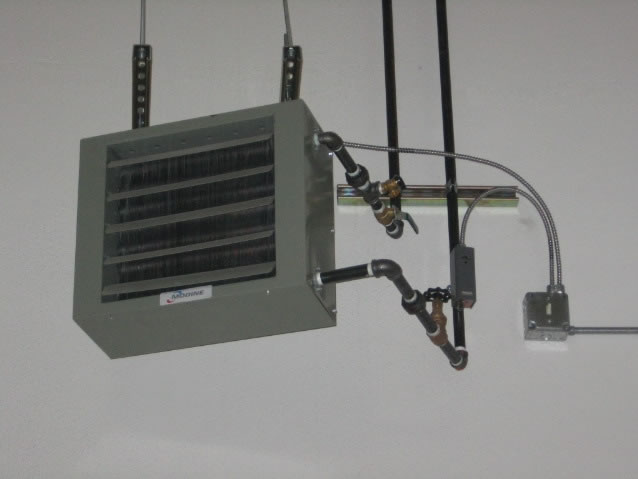 Waste Oil Boiler and Heater Installations at Auto ...